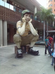 Photo of Chespirito
