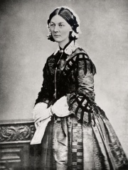 Photo of Florence Nightingale