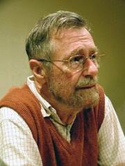 Photo of Edsger W. Dijkstra