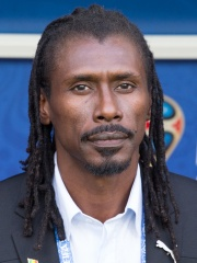 Photo of Aliou Cissé