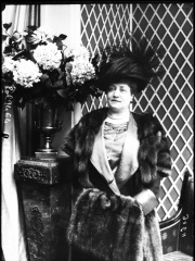 Photo of Marguerite Durand