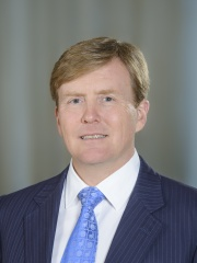 Photo of Willem-Alexander of the Netherlands