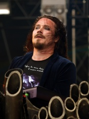 Photo of Tuomas Holopainen