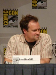 Photo of David Hewlett