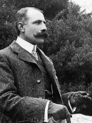 Photo of Edward Elgar