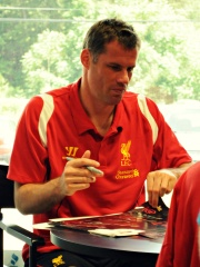 Photo of Jamie Carragher