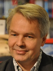 Photo of Pekka Haavisto