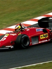 Photo of Michele Alboreto