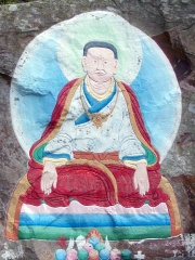 Photo of Marpa Lotsawa