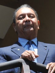 Photo of Jean-Claude Duvalier