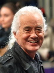 Photo of Jimmy Page