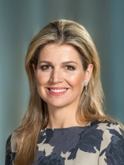 Photo of Queen Máxima of the Netherlands