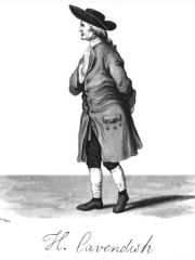 Photo of Henry Cavendish
