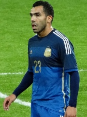 Photo of Carlos Tevez