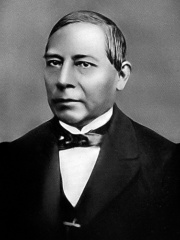 Photo of Benito Juárez