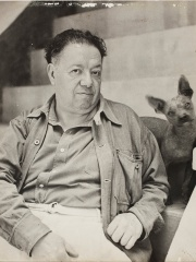 Photo of Diego Rivera