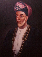 Photo of Said bin Sultan, Sultan of Muscat and Oman