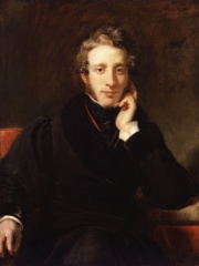 Photo of Edward Bulwer-Lytton