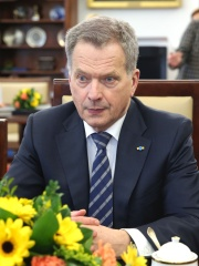 Photo of Sauli Niinistö