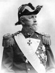 Photo of Oscar II of Sweden