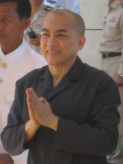 Photo of Norodom Sihamoni