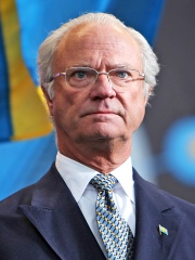 Photo of Carl XVI Gustaf of Sweden