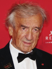 Photo of Elie Wiesel