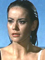 Photo of Claudine Auger
