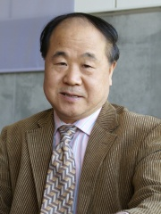 Photo of Mo Yan