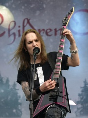 Photo of Alexi Laiho
