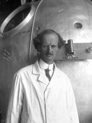 Photo of Auguste Piccard