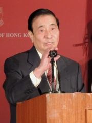 Photo of Lee Shau-kee