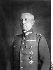 Photo of Werner von Fritsch