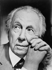 Photo of Frank Lloyd Wright