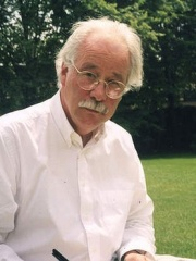 Photo of W. G. Sebald