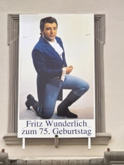 Photo of Fritz Wunderlich