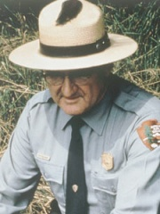 Photo of Roy Sullivan