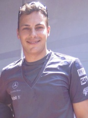 Photo of Gary Paffett