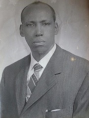 Photo of Sheikh Mukhtar Mohamed Hussein