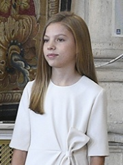 Photo of Infanta Sofía of Spain