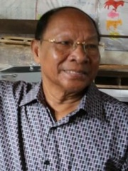 Photo of Heng Samrin