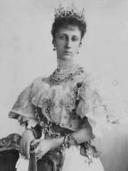 Photo of Princess Marie Louise of Bourbon-Parma