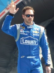 Photo of Jimmie Johnson