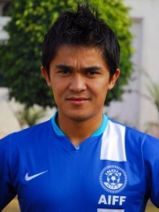 Photo of Sunil Chhetri