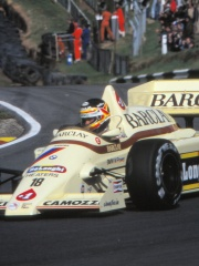 Photo of Thierry Boutsen