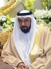 Photo of Khalifa bin Zayed Al Nahyan