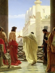 Photo of Pontius Pilate