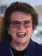 Photo of Billie Jean King