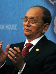 Photo of Thein Sein