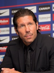 Photo of Diego Simeone
